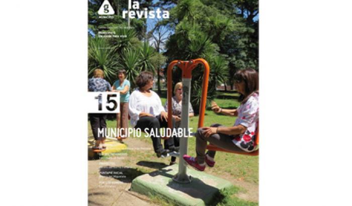 Revista del Municipio G - Nº 15 - Diciembre 2014
