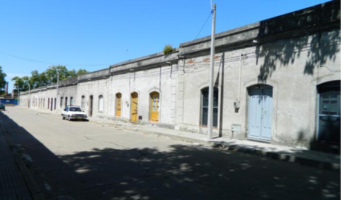 Casas de los obreros de AFE