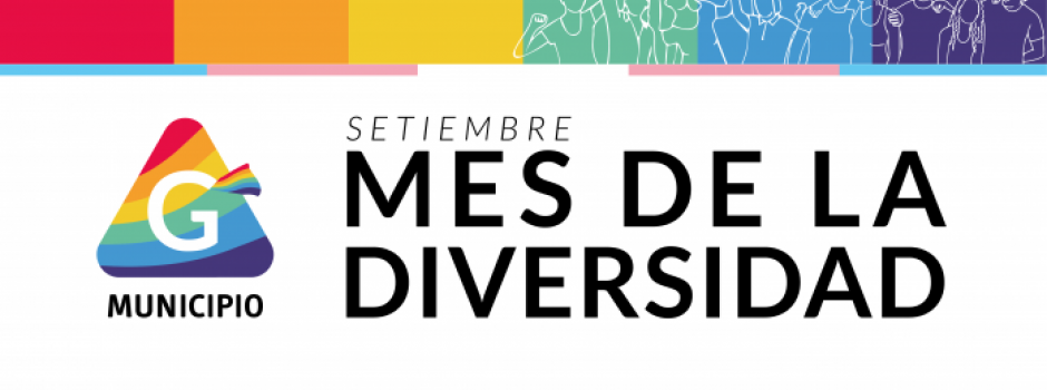 Setiembre mes de la diversidad